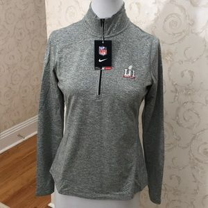 NWT Nike team NFL top.  Size M